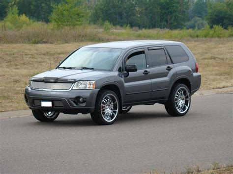 mitsubishi endeavor 2006 2006 mitsubishi endeavor pictures information and specs