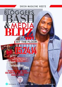 sheen magazine blogger media bash vh 1 s hit the floor