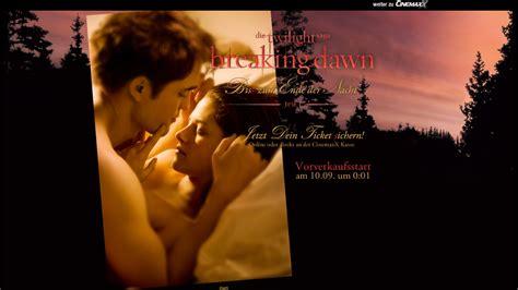 cinemaxx vorverkauf german twilighters erinnerung vorverkauf f 252 r breaking dawn