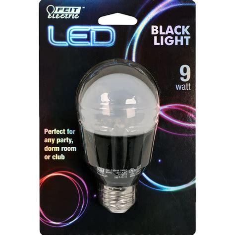 Black Light Led A19 Feit Electric Black Light Led Bulb