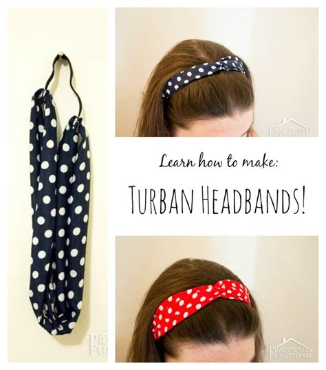 How To Make Paper Headbands - 17 best images about diy tutorial hair accessories