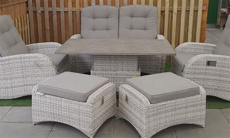 can rattan furniture be used outdoors outdoor goods