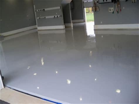 Garage Floor Paint Do It Yourself by Garage Floor Covering Prestige Floor Coating