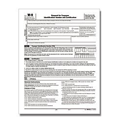 Payer S Federal Identification Number Lookup Complyright W 9 Inkjetlaser Tax Forms Payers Request For