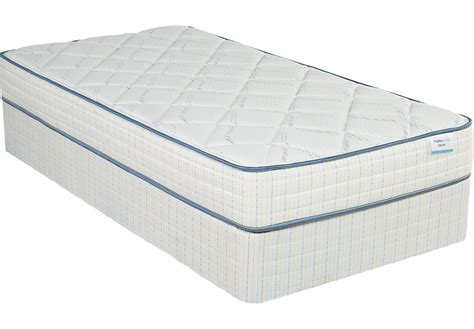 Low Mattress by Therapedic Emory Low Profile Mattress Set Mattress