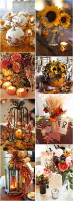 best 25 fall wedding decorations ideas on pinterest diy