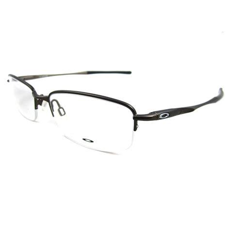 oakley rx glasses prescription frames clubface 310203 pewter