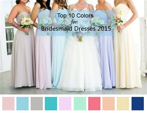 top 10 color trends for spring summer 2015 hot beauty health wedding color trend 2015 giftbandit