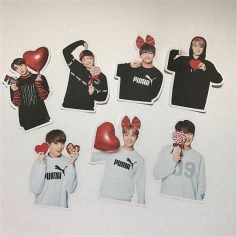 Casing Handphone Rap X Jungkook Bts bts stickers bts x valentines day from sokpop on