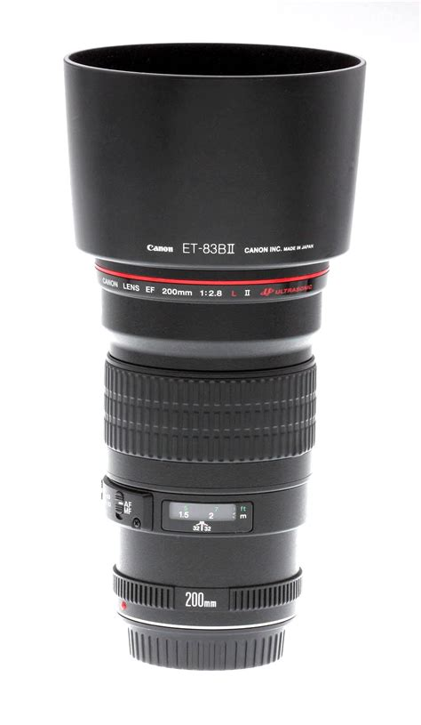 Canon Lensa Ef 200mm F 2 8l Ii Usm canon ef 200mm f 2 8l ii usm review