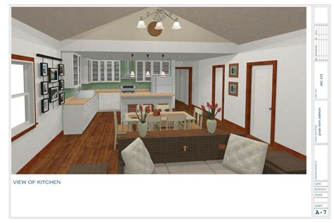 inspiring great room addition floor plans photo home