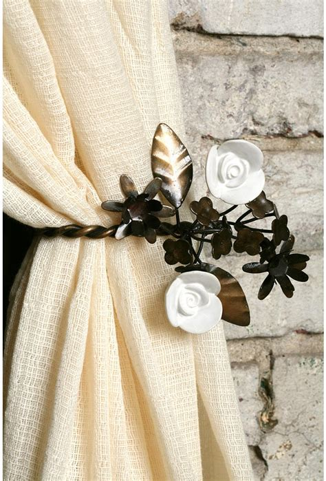 urban outfitters curtain tie backs garden party curtain tie back
