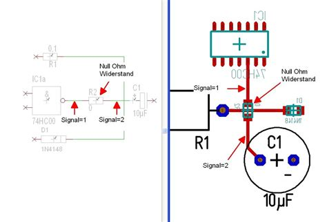 hypothesis for resistors in series null