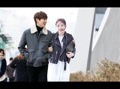 film lee min ho dan bae suzy popular korean actor lee min ho in a relationship with bae