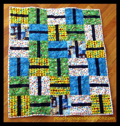 Quilt Visions by Peachy Pages Puppy Quilts