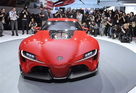 Is Toyota A Foreign Car Toyota Ft 1 Concept Car Debut At Detroit Auto Show 1