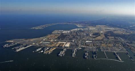 west marine richmond virginia navy norfolk is at risk from sea level rise