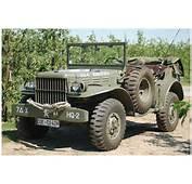DODGE WC 54 Ambulance 56 Command Data Plates 1942  45
