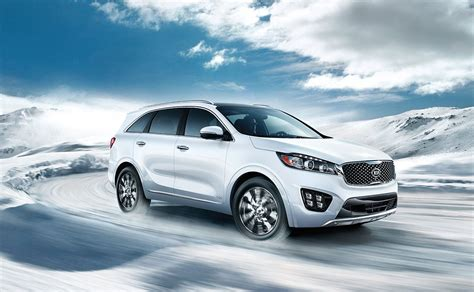 New Kia Sorrento New Kia Sorento In Baton La All Kia Of Baton