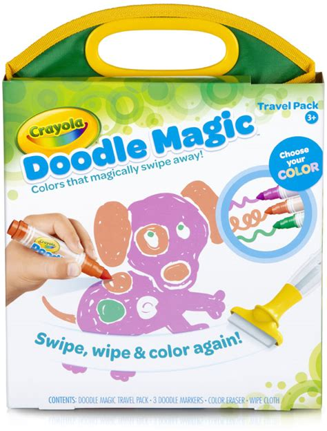 how to use crayola doodle magic crayola doodle magic travel pack toys
