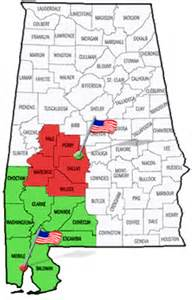 court locations southern district of alabama united