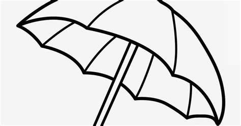 umbrella coloring pages printable free printable umbrella coloring pages