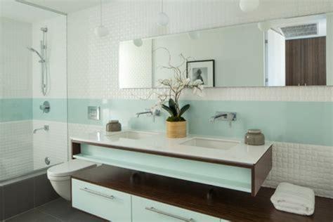 Kitchen Glass Backsplash cr 233 dence salle de bain 25 id 233 es en images