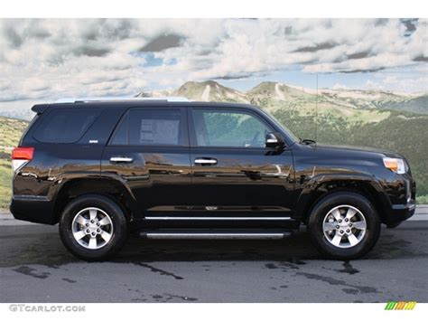 Toyota 4runner Sr5 2012 Black 2012 Toyota 4runner Sr5 4x4 Exterior Photo 62582290