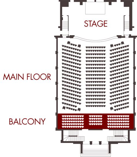 auditorium floor plan auditorium the clayton center nc performing arts