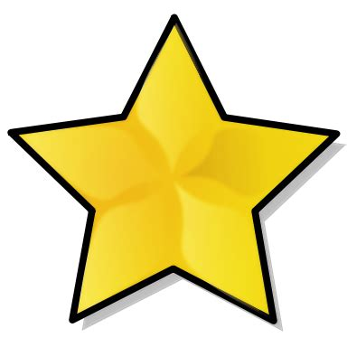 image of star clipart best