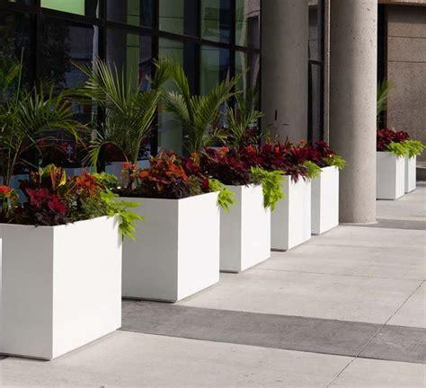 vasi in resina per esterni moderni vasi giardino resina vasi per piante utilizzare i vasi