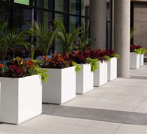 vasi esterno resina vasi giardino resina vasi per piante utilizzare i vasi
