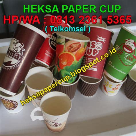 Bunny Cup Gelas Unik Tahan Dingin gelas cup murah gelas kertas untuk kopi paper cup bandung