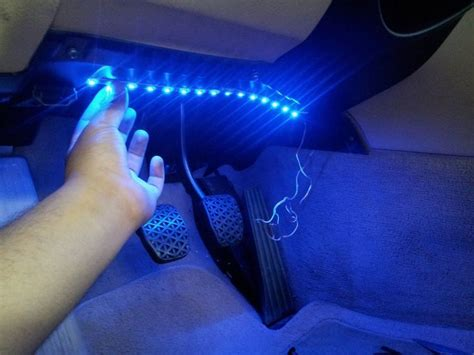 led light strips car best 25 interior led lights ideas on led