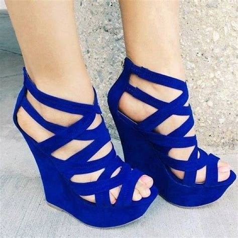 30 ultra trendy wedge sandals on the style estate