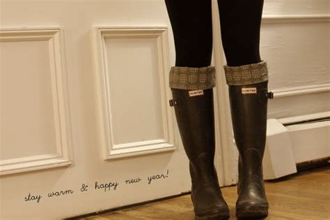 diy welly socks for boots awesome project for this fall winter diy projects