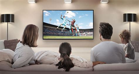 About The House Tv Enjoy Family Entertainment On A Large Screen Samsung