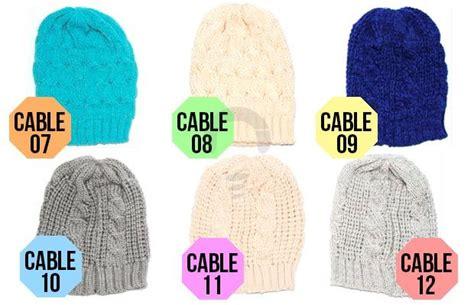 Topi Beanie Hat Topi Kupluk Kupluk Rajut Kupluk Murah beanie hat atau kata lainnya topi kupluk sebagai penghangat sekaligus stylish untuk kamu rp35
