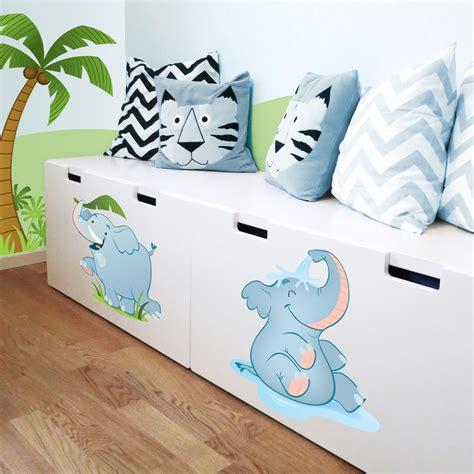 adesivi per mobili bambini adesivi per decorare i mobili dei bambini leostickers
