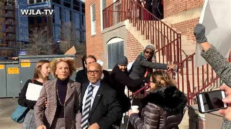 betsy devos in atlanta education secretary betsy devos physically blocked by