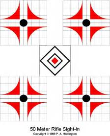 Printable rifle targets image search results