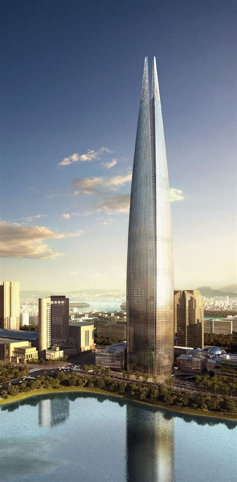 world tower new lotte world tower design skyscrapercity