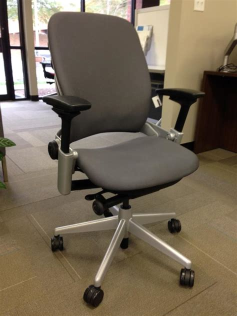 office chairs steelcase leap  platinum  furniture finders