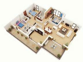 Simple House With Floor Plan amusing 3d house design plans simple house design with floor plan d