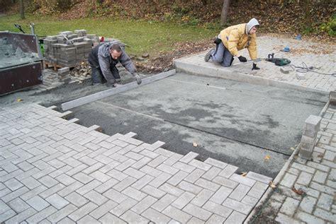 Pflaster Legen Kosten 3095 by Pflaster Legen Kosten Selber Pflastern Garten Terrasse