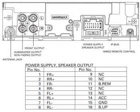 pioneer 16 pin radio wiring diagram pin free printable wiring diagrams
