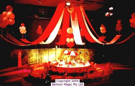 circus themed curtains drapes balloons circus theme pinterest