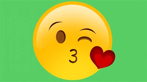imagenes de corazones tirando besos 191 cu 225 l es el emoji que m 225 s se utiliza en tu comunidad gonzoo