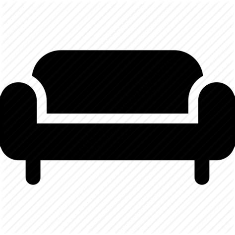 couch svg chair furniture interior living sofa icon icon
