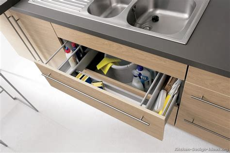 Kitchen Cabinet Sink Drawer by Pictures Of Kitchens Modern Two Tone Kitchen Cabinets